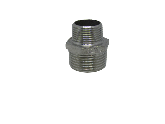 "1//2/"" BSP Barrel Nipple 316 Stainless Steel 150LB Pipe Fitting"